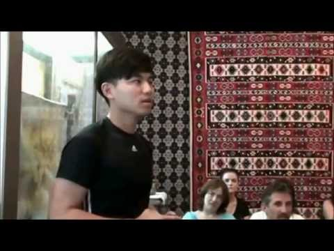 International Travelling University 'Place for Future' in Chiprovtsi Bulgaria 2015