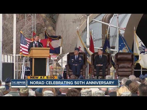 NORAD celebrates 50th anniversary of the Cheyenne Mountain complex