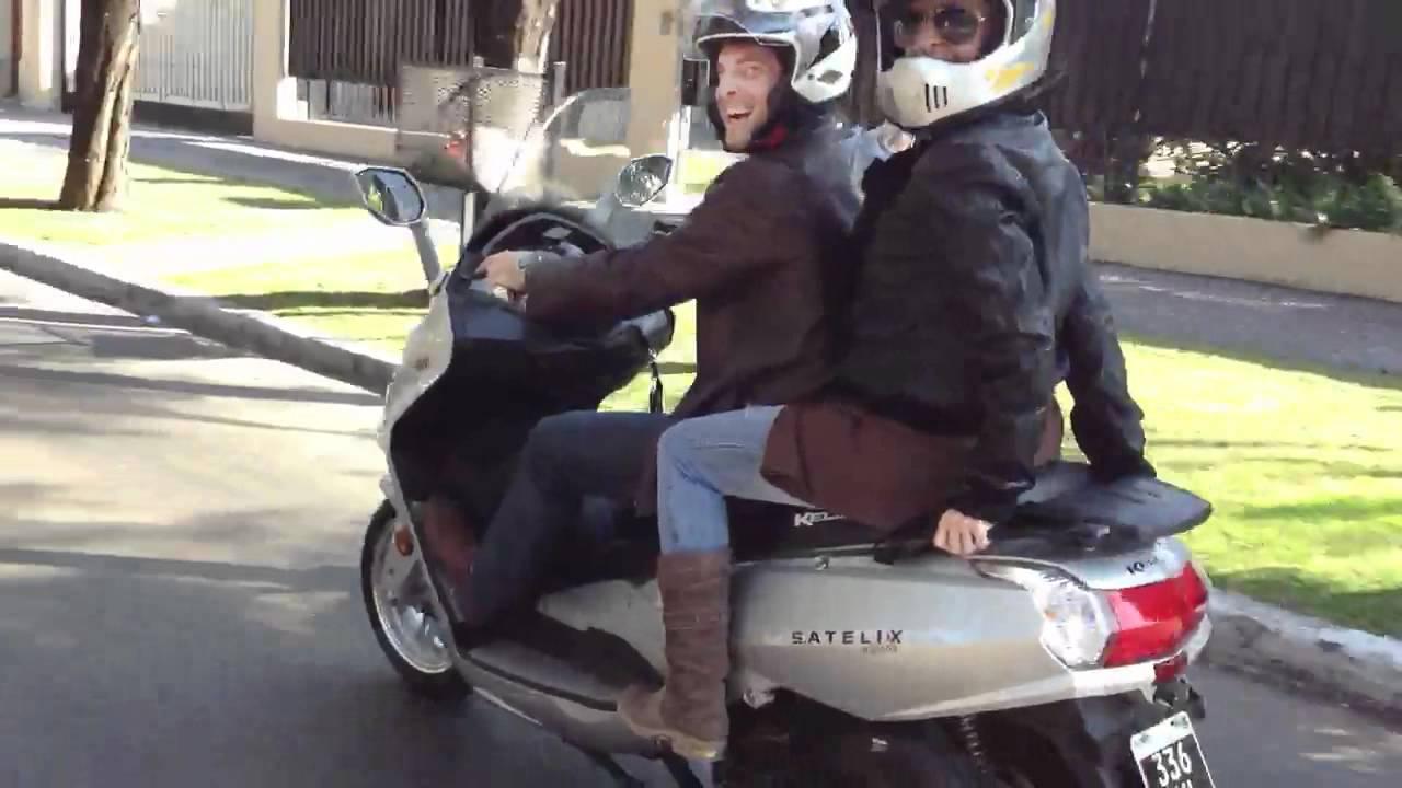 moto scooter keller 250