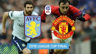 Aston Villa v Manchester United: 50th anniversary League Cup Final!