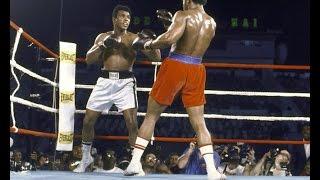 Muhammad Ali vs George Foreman (Rumble in the Jungle)