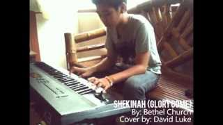 Shekinah (Glory Come) piano cover