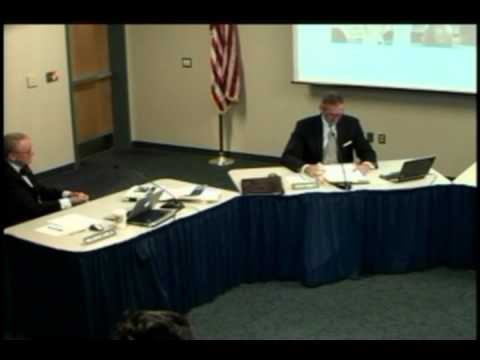 Board of Trustees Meeting 11-20-12