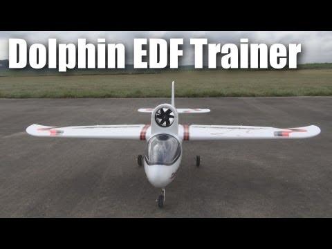 Review: HK Dolphin Jet EDF RC plane