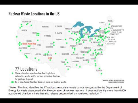 Shocking: Nuclear Dumps & Fukushima Fallout (Gundersen & Kaltofen)