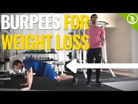 Burpees Routine For Weight Loss - Complete Form Tutorial & Routine Recommendations