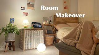 vlog | 대학생 방 꾸미기 브이로그 & 룸투…