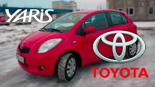 Обзор Toyota Yaris. Микро грузовик