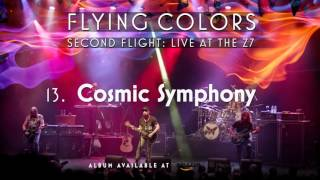 Flying Colors - Cosmic Symphony (Second Flight: Live At The Z7)