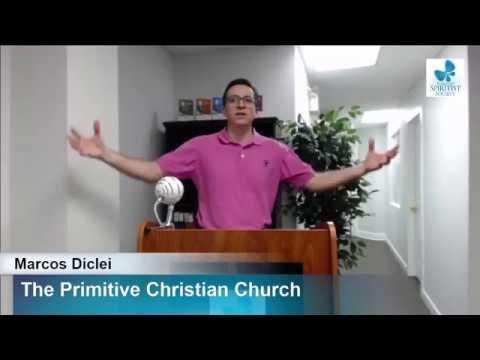 The Primitive Christian Church