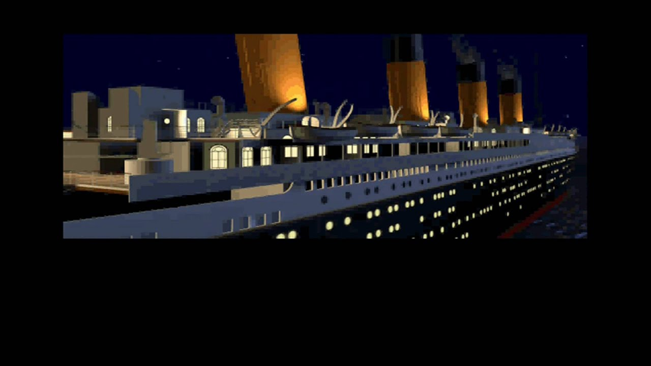 TITANIC Adventure out of time Part 1 YouTube