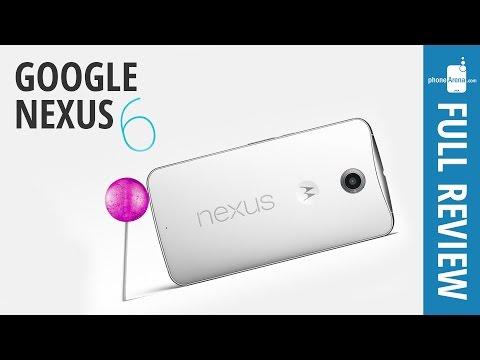 Google Nexus 6 Review