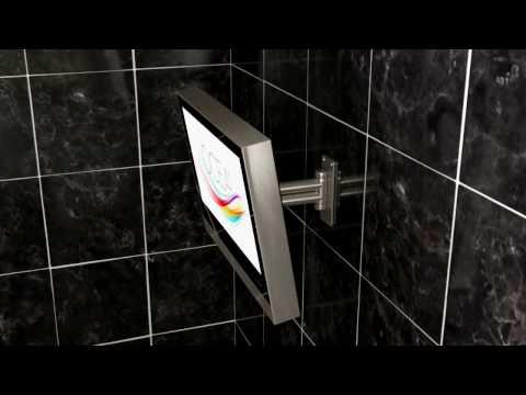 Ocea Touchscreen Bathroom TV
