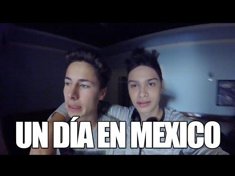 FUI A MEXICO POR 1 DIA