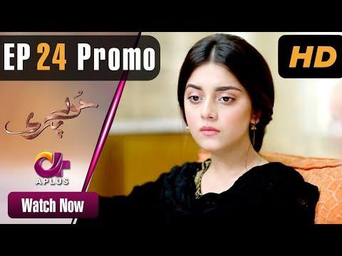 Pakistani Drama | Hoor Pari - Episode 24 Promo | Aplus Dramas | Alizeh Shah, Ammara Butt, Usman Butt
