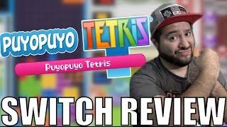 Puyo Puyo Tetris (Nintendo Switch) Review | 8-Bit Eric