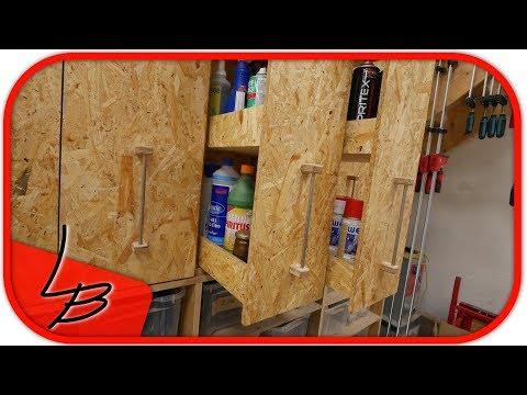 ✅  Übersichtliche Aufbewahrung | Apothekerschrank/Küchenschrank selber bauen 3/3