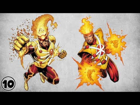 Top 10 Surprising Facts About Firestorm