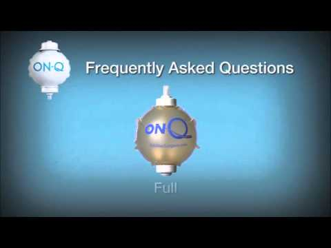 Patient Video   ON Q Pump with Select A Flow MK 00841