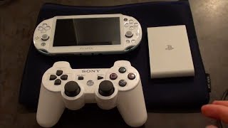 PS Vita TV in Action! [NihongoGamer]