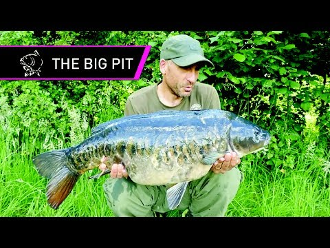 THE BIG PIT - Carp Fishing With Simon Crow