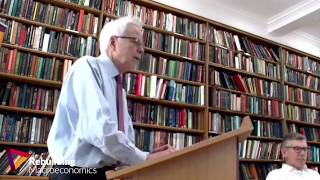 Professor Barry Eichengreen - Evolution of the Institutions of Globalisation