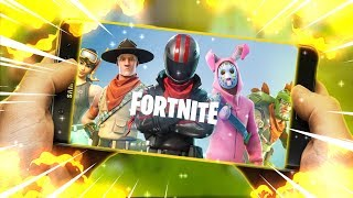 NOW WILL YOU? FORTNITE MOBILE ANDROID FOR VARIOUS INCOMPATIBLE ANDROID PHONES-DOWNLOAD APK MOD
