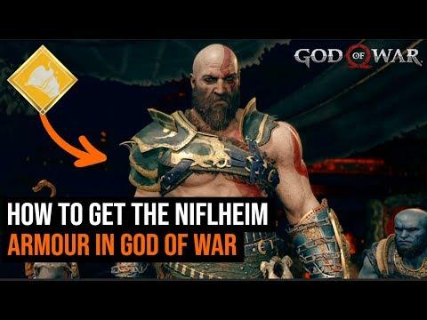 God of War: How To Get The Nilfheim armour