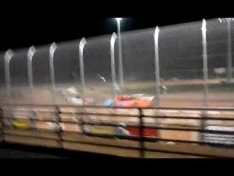 Street Stock Feature Luxemburg Speedway 8-26-16 (In loving memory of Matt Shoe)