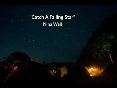 Catch A Falling Star (Lyrics) - Nina Wall