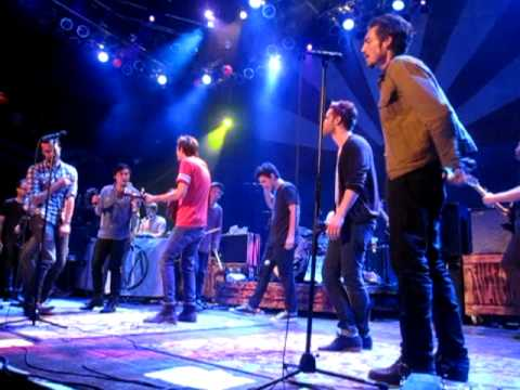 Dance All Night (Ryan Adams Cover)- The Maine, Augustana and Austin Gibbs