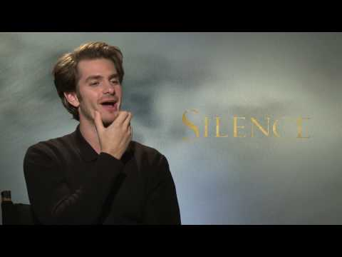 Andrew Garfield chats about his dual Oscar contenders in 'Hacksaw Ridge' and 'Silence'