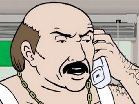 Gaming Trivia: Did you know, if you listen to the FlyLo radio station on GTAV for long enough, Carl from Aqua Teen Hunger Force will call into the station making a request for the station to stop playing their music