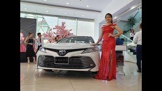 Định Mua Mercedes Benz Lái Thử Toyota Camry 2.5Q 2019 Nhập Khẩu Thái Lan   Toyota Đã Phải Thay Đổi !