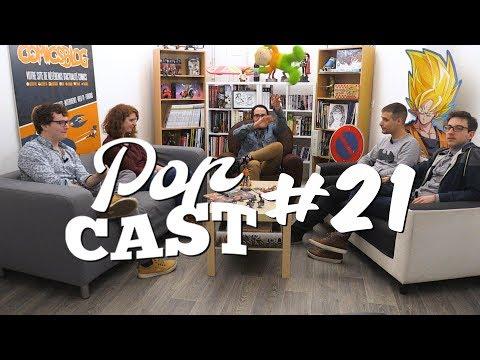 Popcast #21 : Batman chez Monolith, Kung Fury et Metropolis