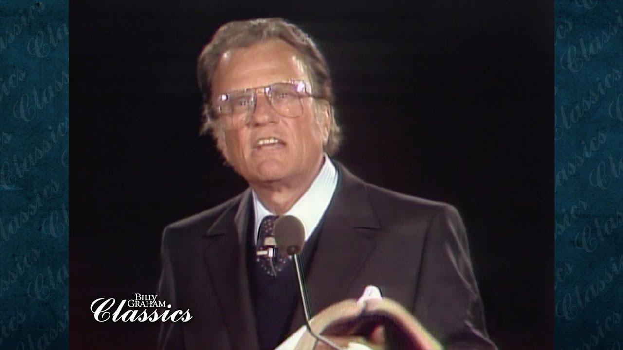 'Why I Am an Optimist'   Billy Graham Classic