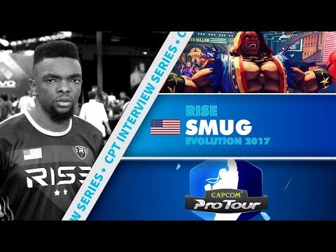 SFV: CPT Interview Series - Smug (EVO 2017)