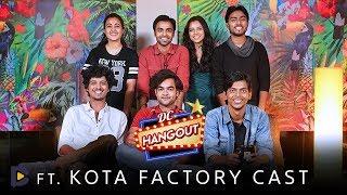 In Conversation with TVF Kota Factory Cast | Jeetu | Ahsaas | Mayur | Alam | Ranjan | DC Hangout