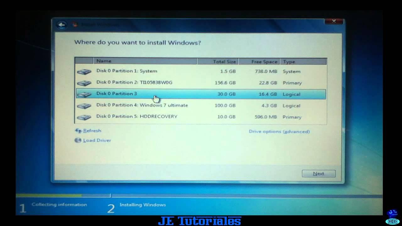 descargar windows 7 ultimate 32 bits para usb