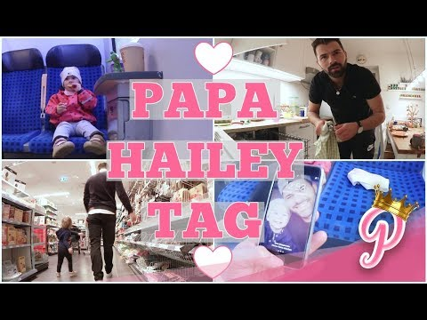 Neues IPhone | Windelmalheur im Zug | 24h Papa | 07.10.2017 | FamilyVlog #167