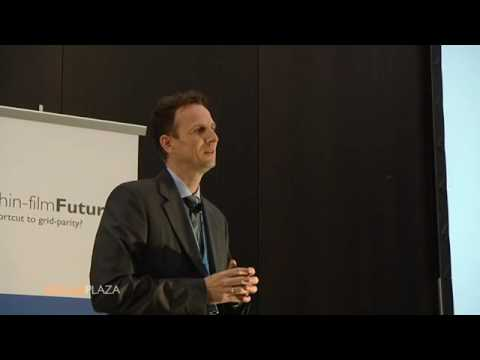 Stephan Hansen (First Solar) - Thin Film Future 2008 - Part 3/3