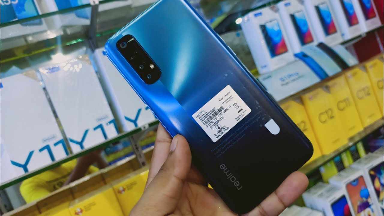 Realme 7 6GB/64GB Unboxing , First Look & Review !! Realme 7 Price, Specifications & More 🔥 🔥 🔥