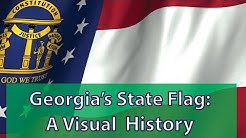 How and why the Georgia state flag has changed over the years