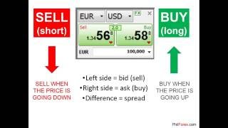 Intro 4   Forex quote and counting pips