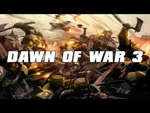 Dawn of War 3 Multiplayer 3v3 Battle Royale