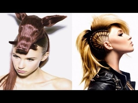 25 Coolest Hairstyles Tutorials Compilation You\'ll Ever See! December