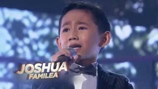 The Voice Kids Philippines Season 3 Grand Champion: Joshua of Team Lea