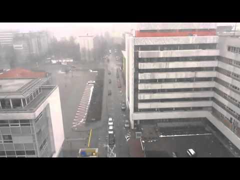 Lovely spring weather in Bratislava [2013-03-31]