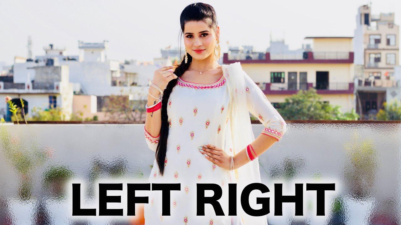 Download Left Right Dance Video | Kamar teri Left Right Hale | Kanishka Talent Hub