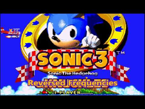 Sonic 3 Reversed Frequencies OST - Marble Garden Zone Act 2